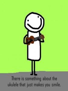 ukulele smile image